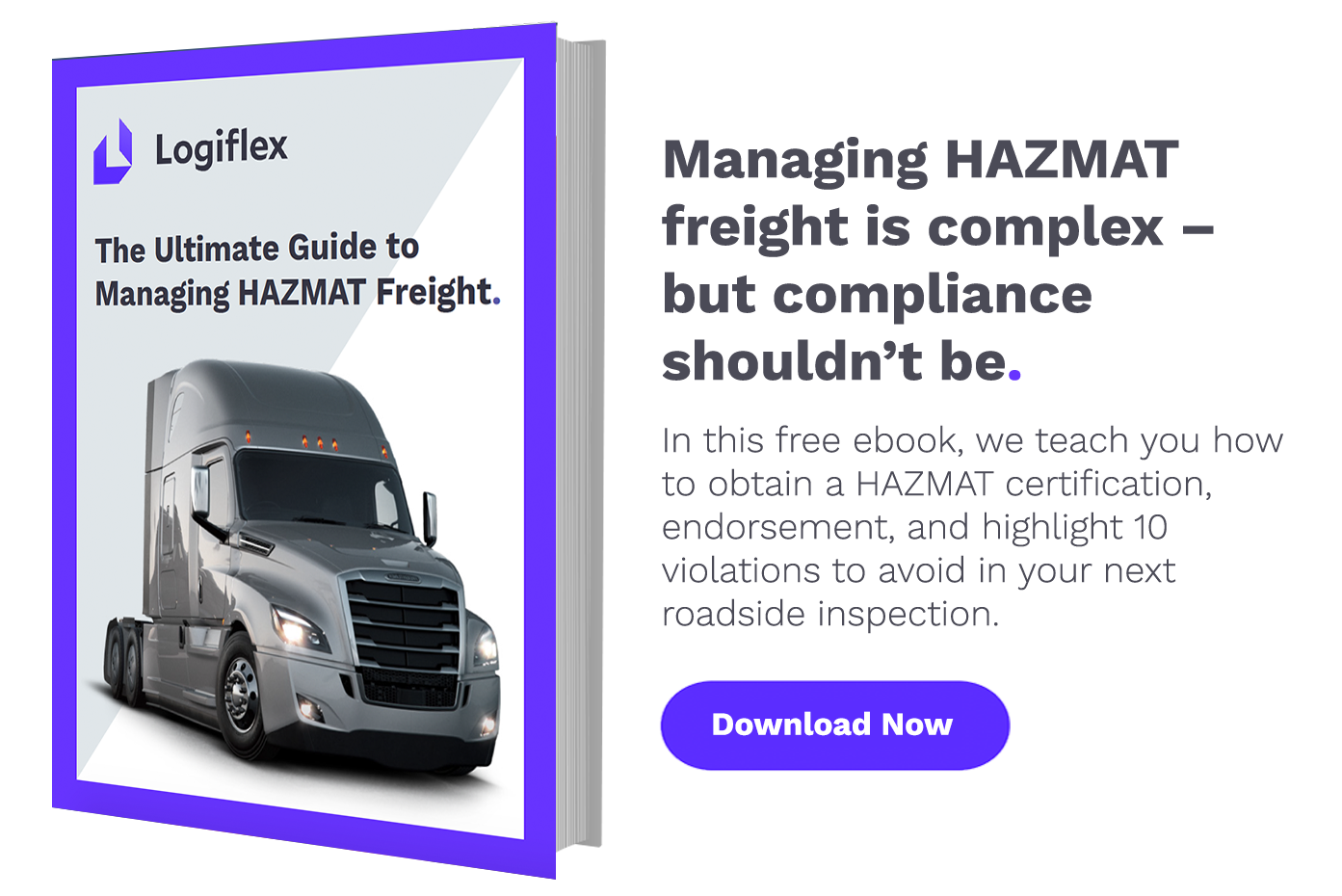 The Ultimate Guide to Managing HAZMAT Freight
